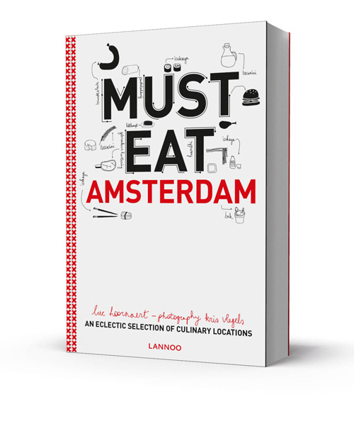Cover Must Eat Amsterdam
