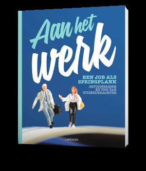 Boek Aan het werk