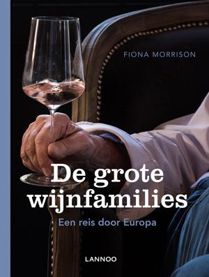 cover de grote wijnfamilies