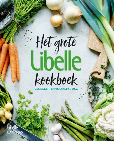 cover boek Het grote Libelle Kookboek