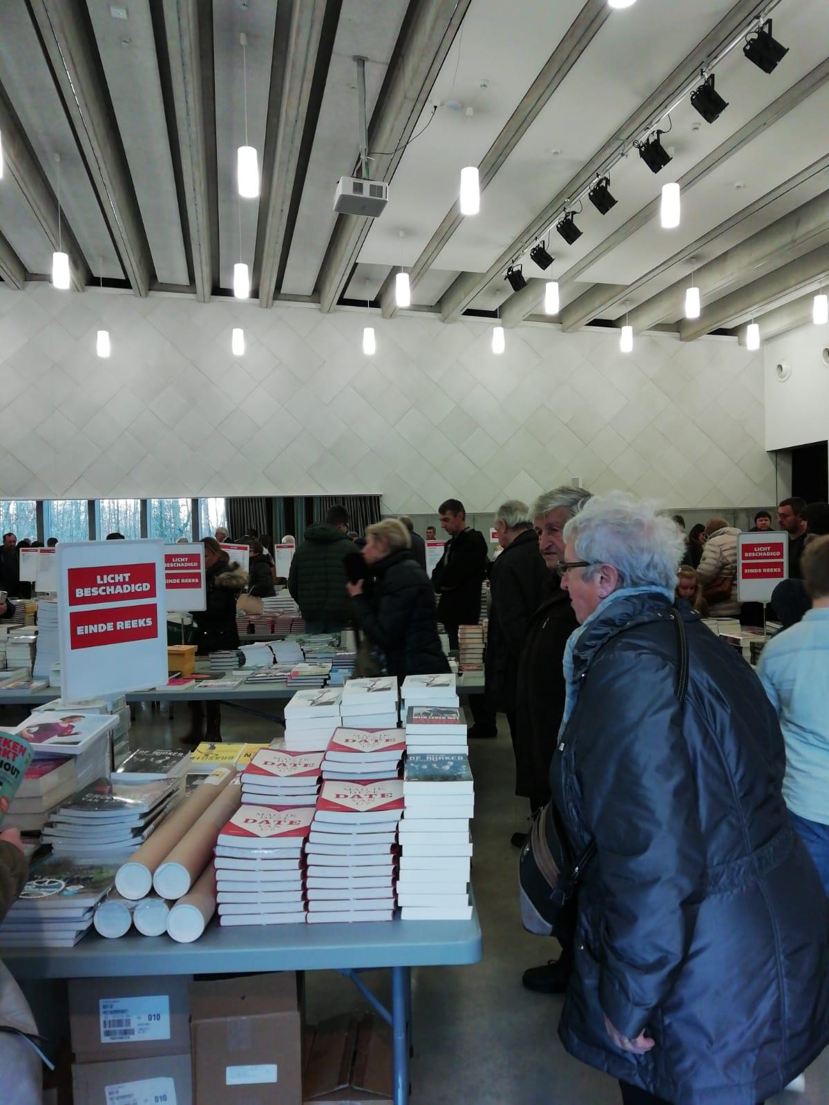 Boekenmarkt Torhout