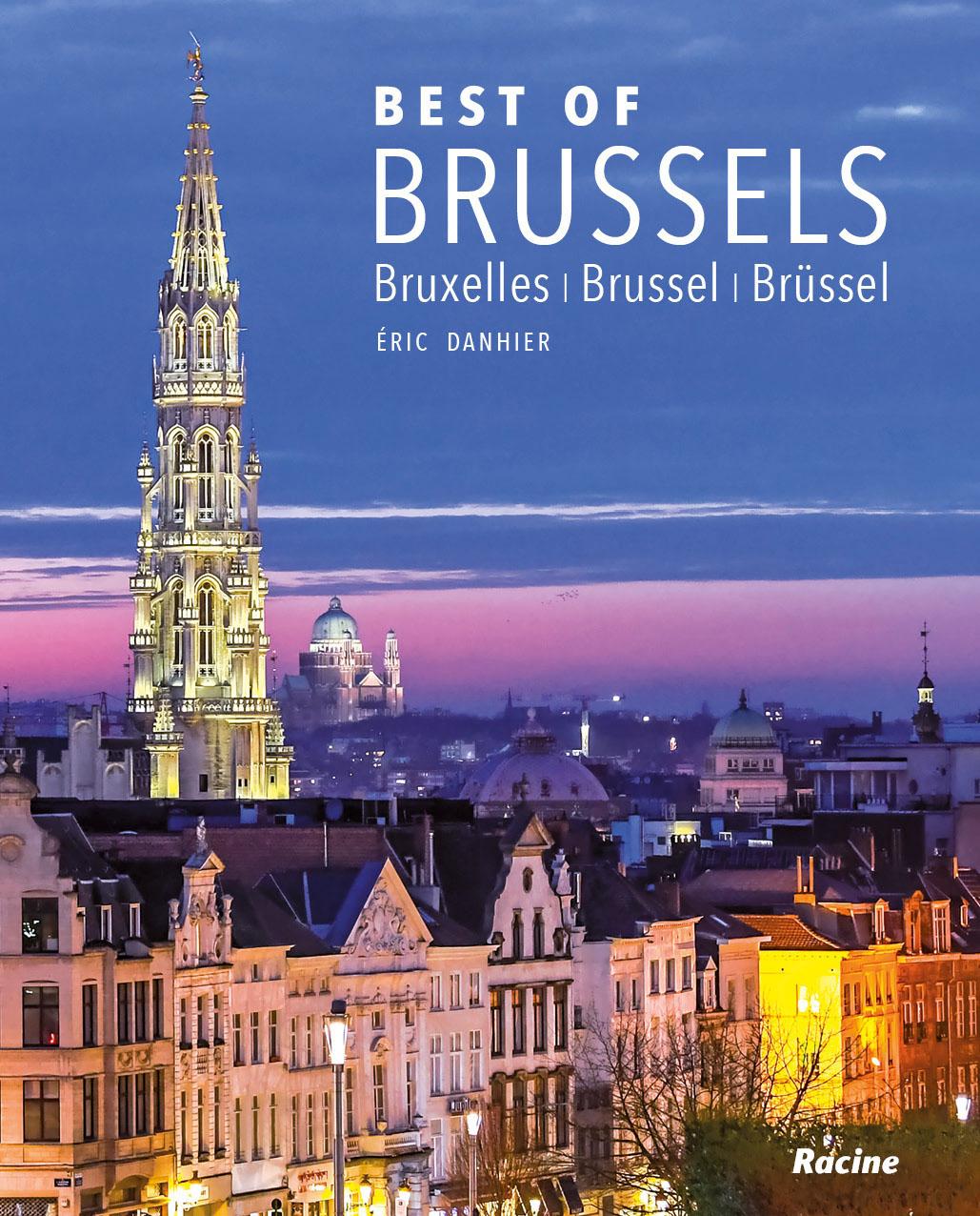 Best of Brussels - Bruxelles - Brussel - Brussel | Uitgeverij Lannoo