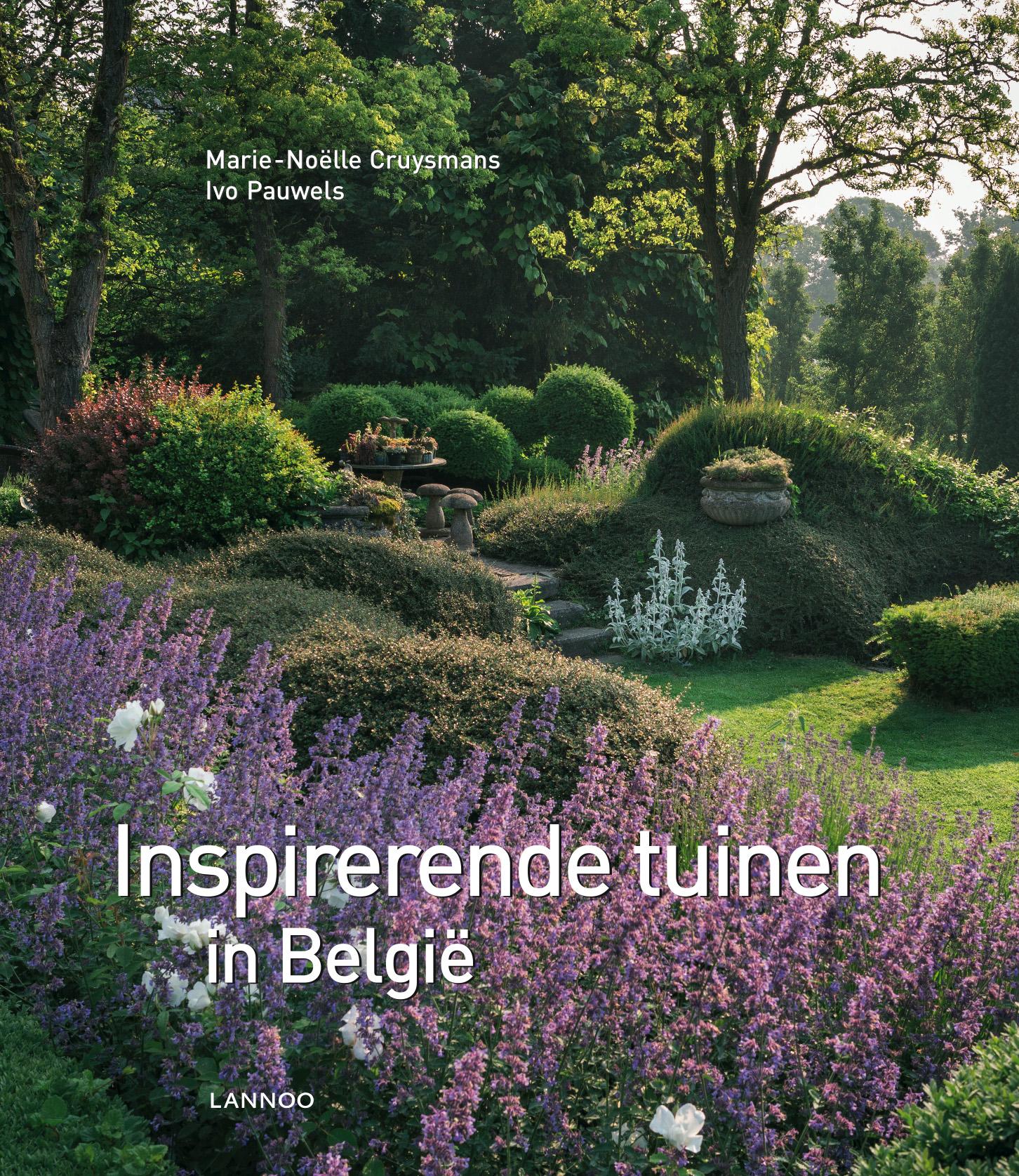 Inspirerende tuinen in belgi uitgeverij lannoo for Jardin en gatinais 2015