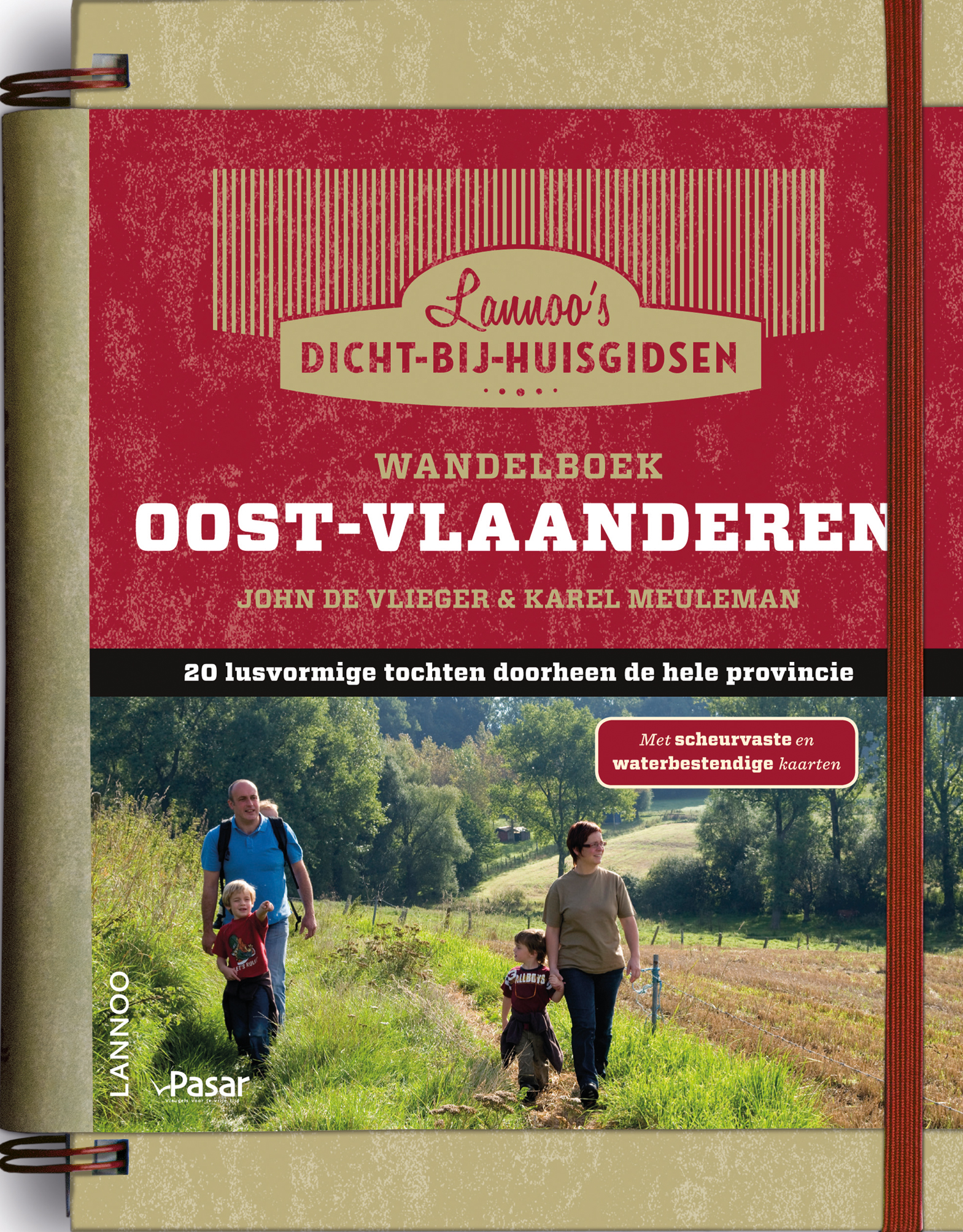 Wandelboek oost vlaanderen uitgeverij lannoo for Uit de hand te koop oost vlaanderen