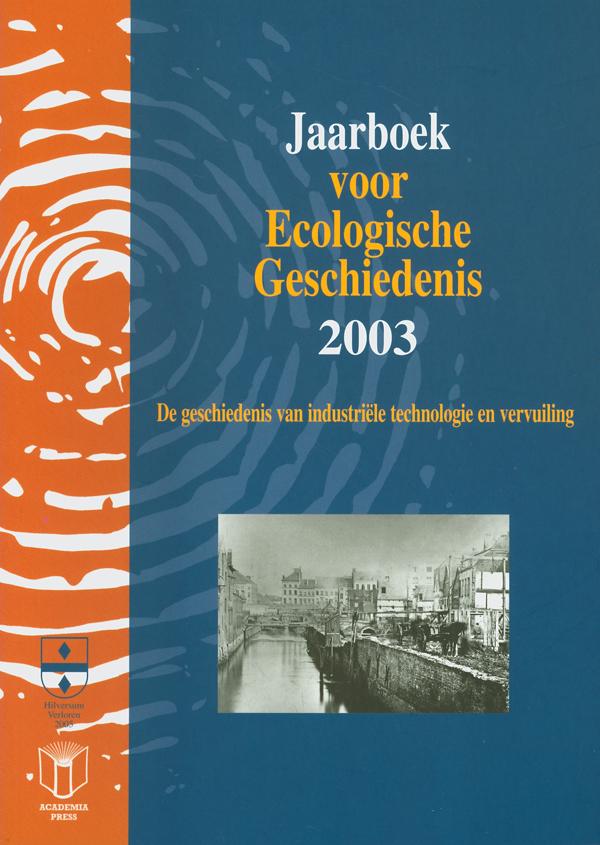 Citaten Voor Jaarboek : Jaarboek voor ecologische geschiedenis uitgeverij