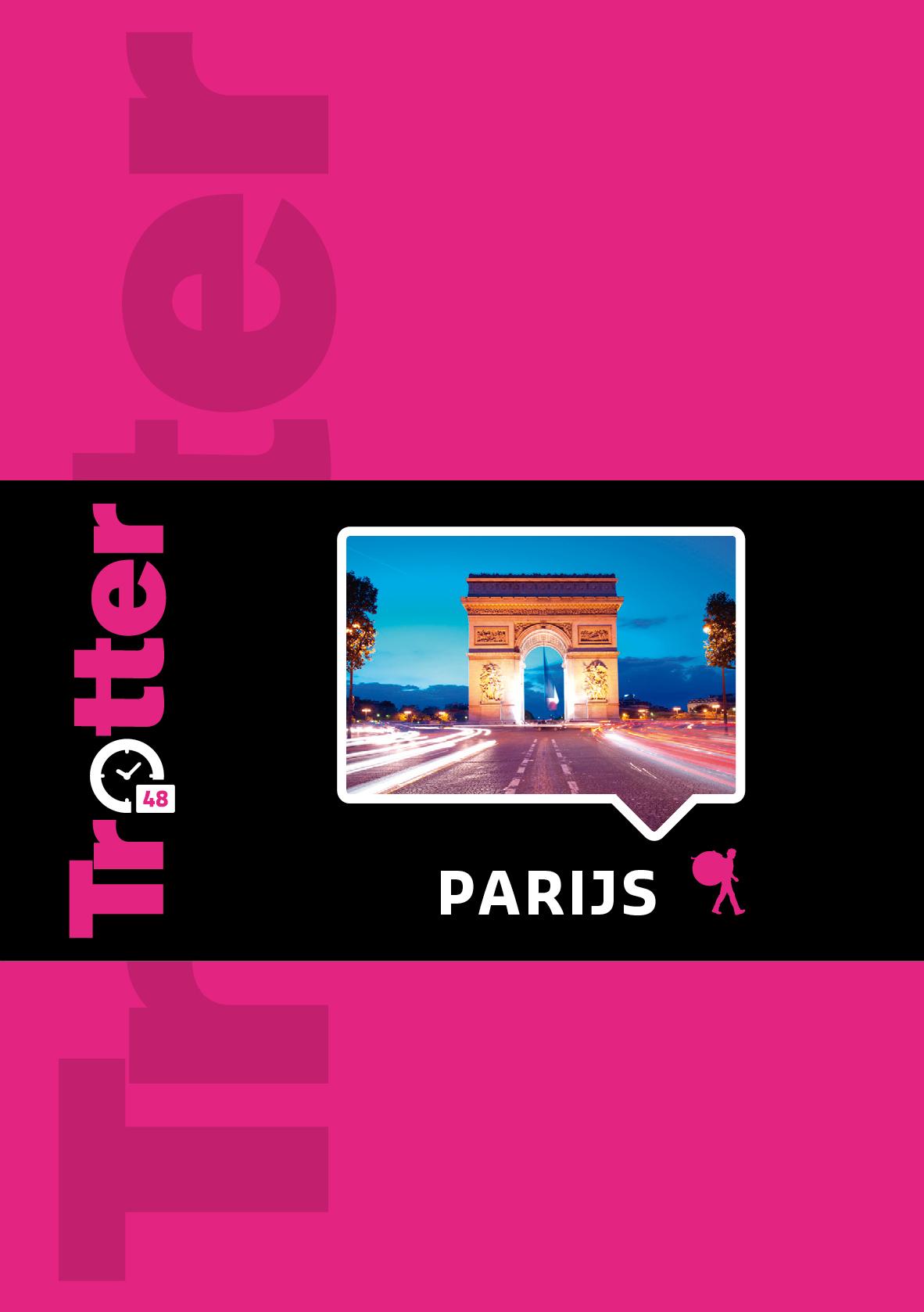 Reisgids Parijs Epub