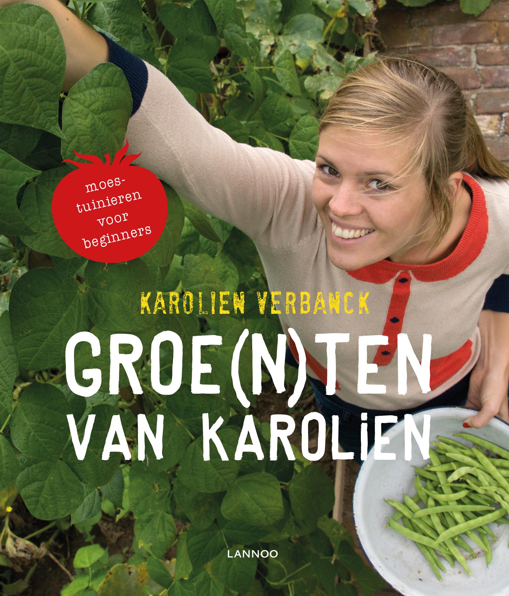 Groenten Van Karolien Uitgeverij Lannoo