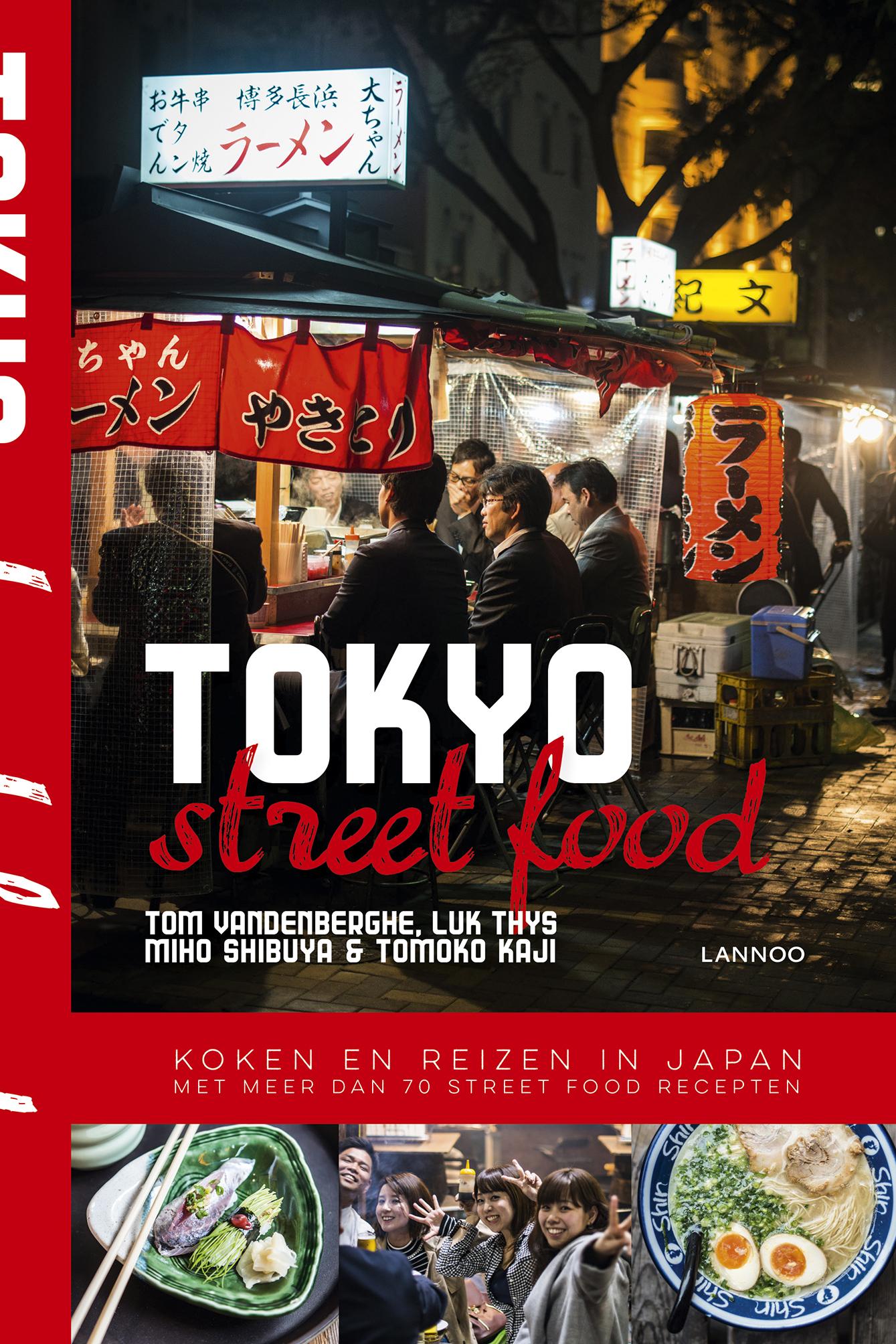 Tokyo Street Food Tom Vandenberghe Pdf