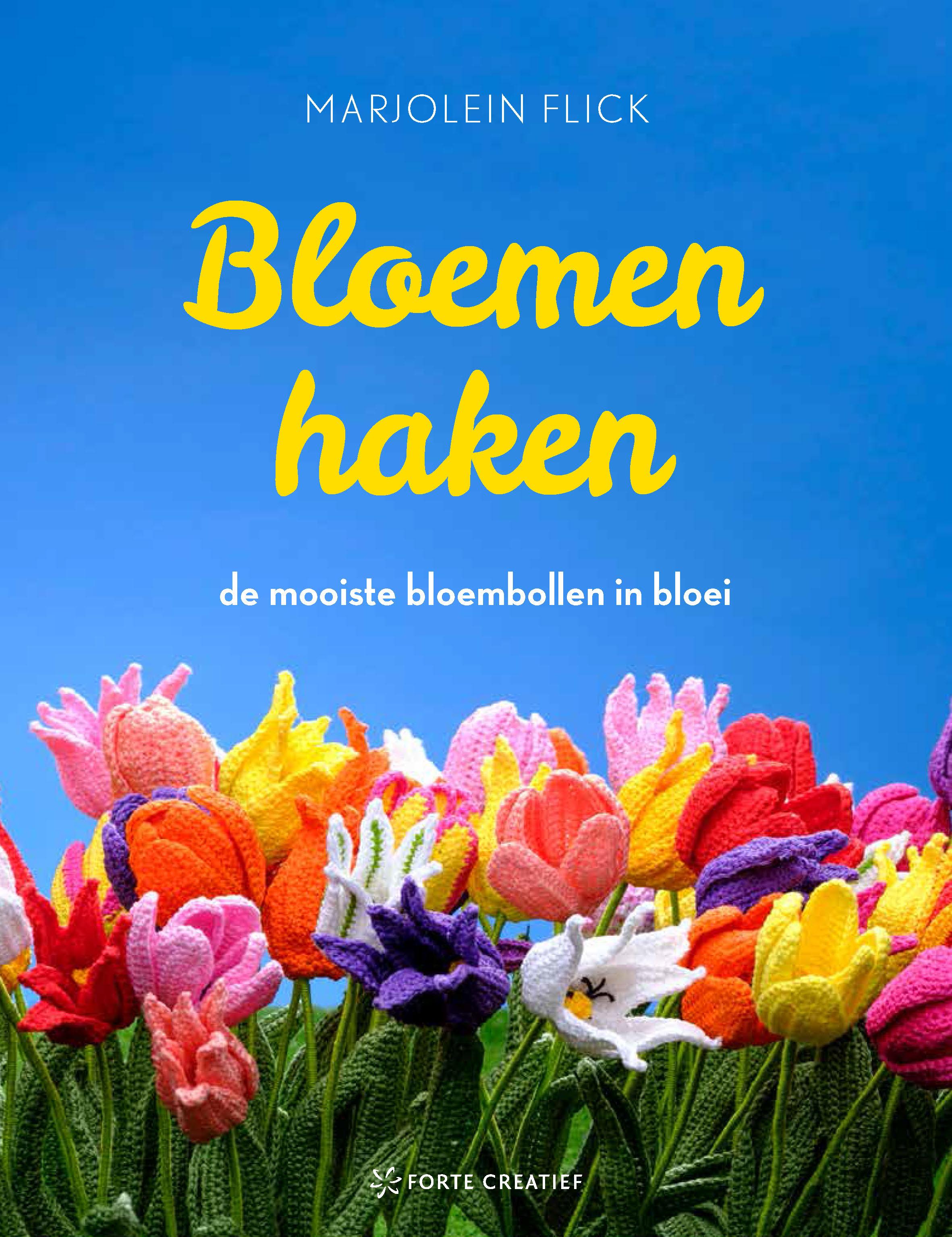 Bloemen Haken Uitgeverij Lannoo