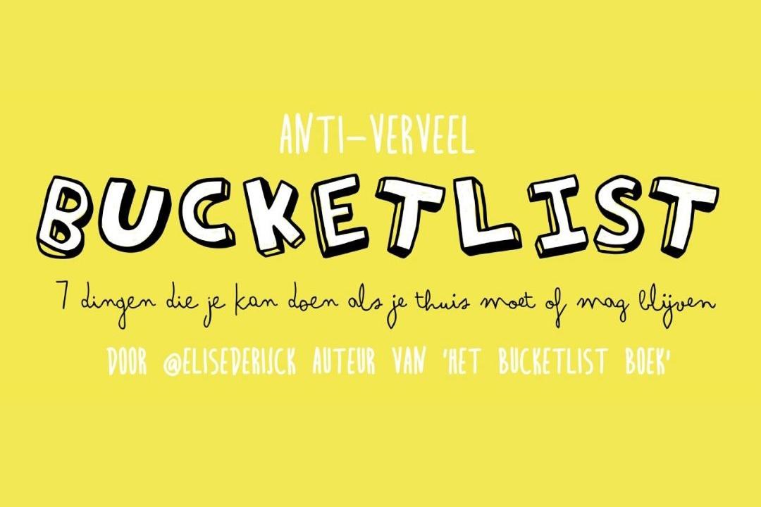 banner anti-verveelbucketlist