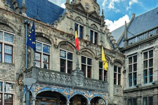 teaser Groene Reisgids België