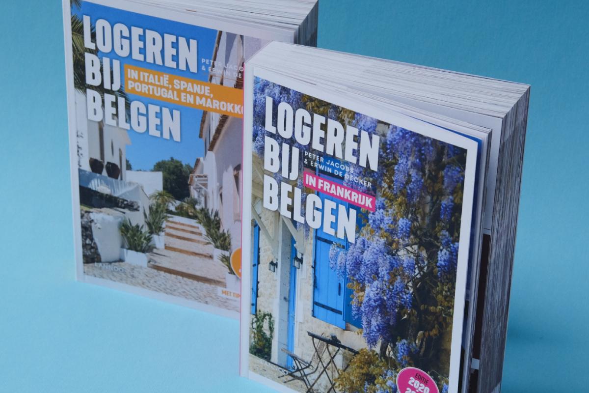 foto reisgidsen Logeren bij Belgen