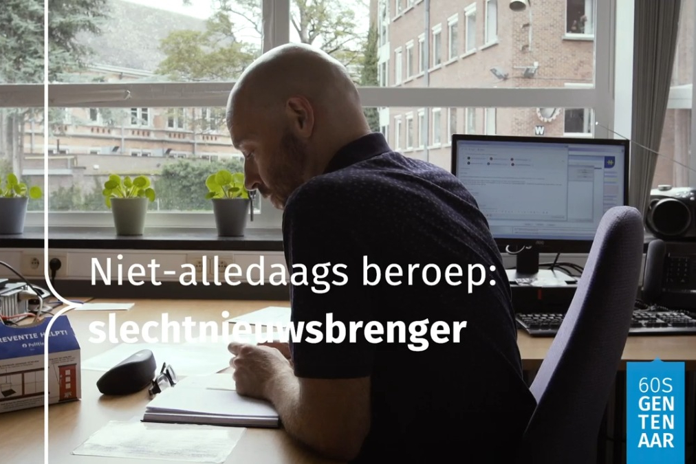 De slechtnieuwsbrenger screenshot video