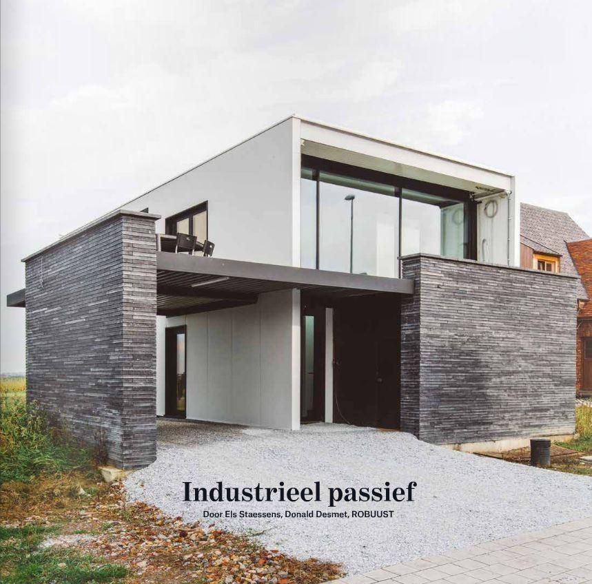 Industrieel Passief - Buitengewoon en betaalbaar bouwen 2