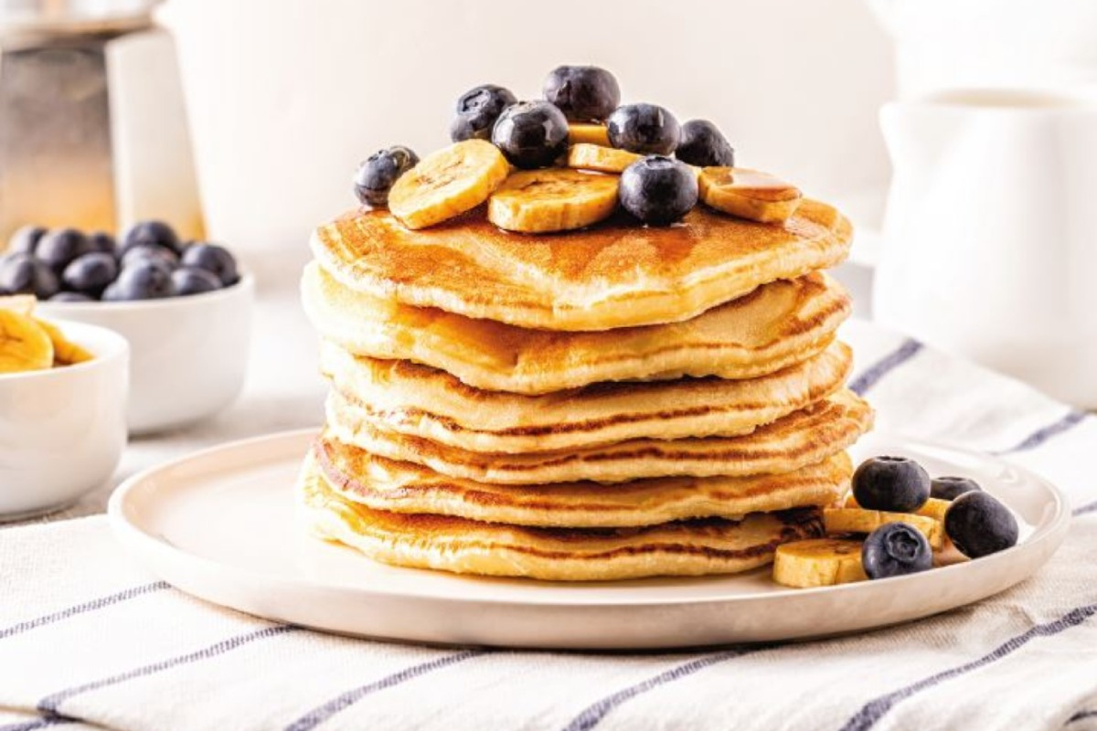 ontbijtpannenkoeken