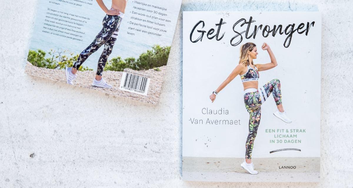 Get Stronger boek