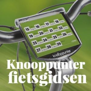 Knooppunter fietsgidsen