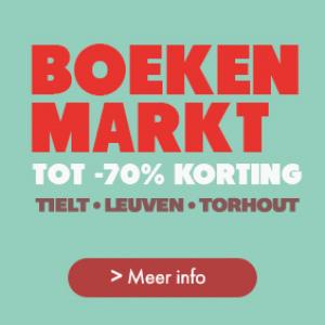 Boekenmarkten najaar 2019