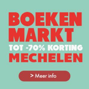 Boekenmarkt Mechelen
