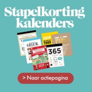 Stapelkorting kalenders