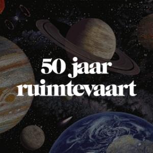 50 jaar ruimtevaart
