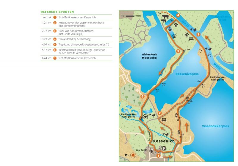 wandeling RivierPark Maasvallei
