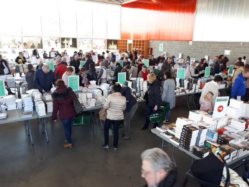 Boekenmarkt Sint-Niklaas