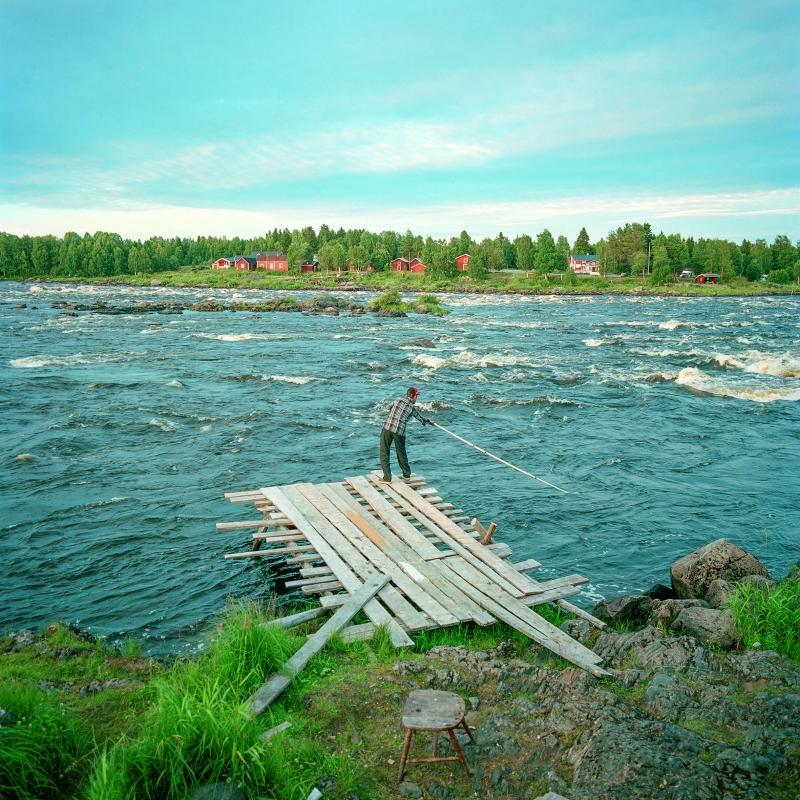 Grens Finland - Zweden