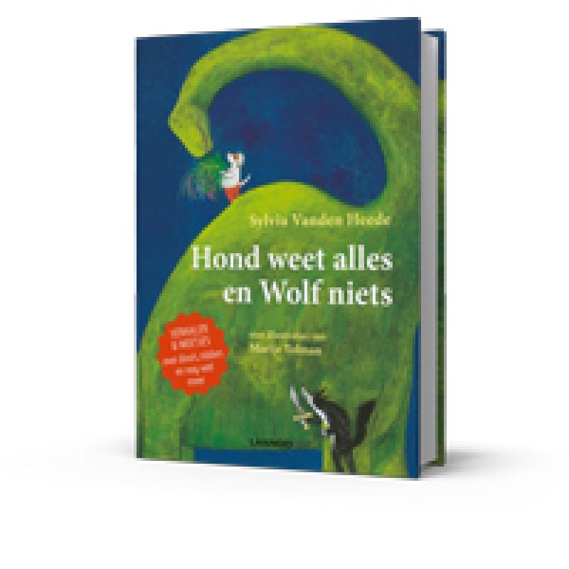Hond weet alles en Wolf niets