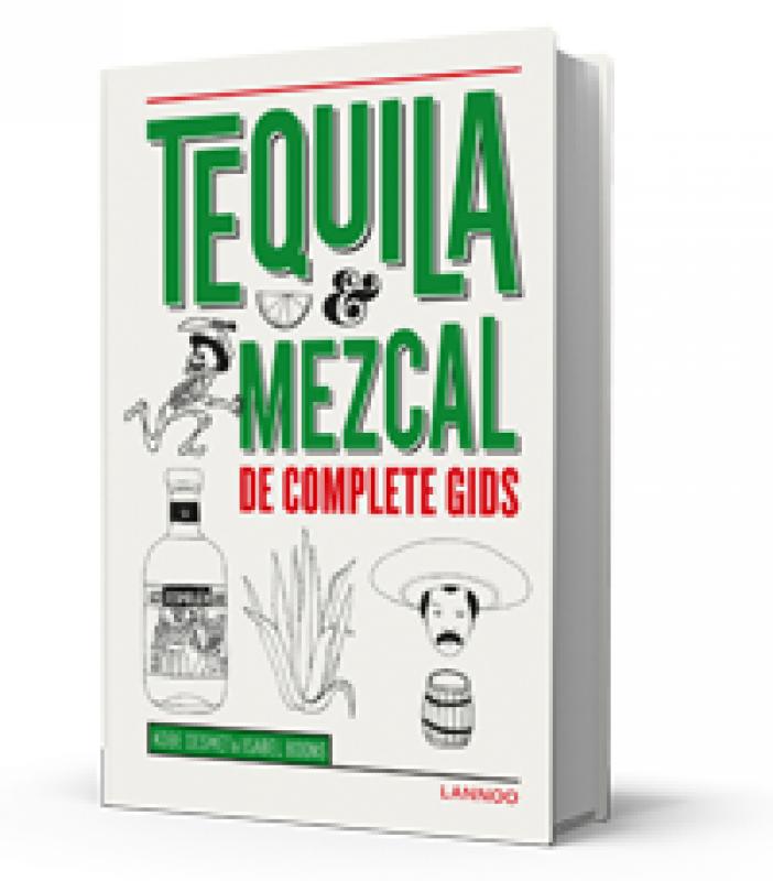 boek tequilla & mezcal