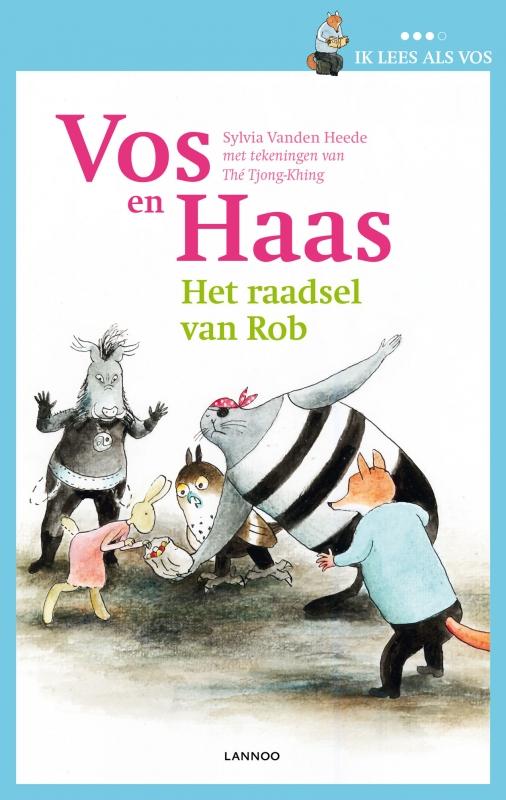 Vos en Haas - Het raadsel van Rob