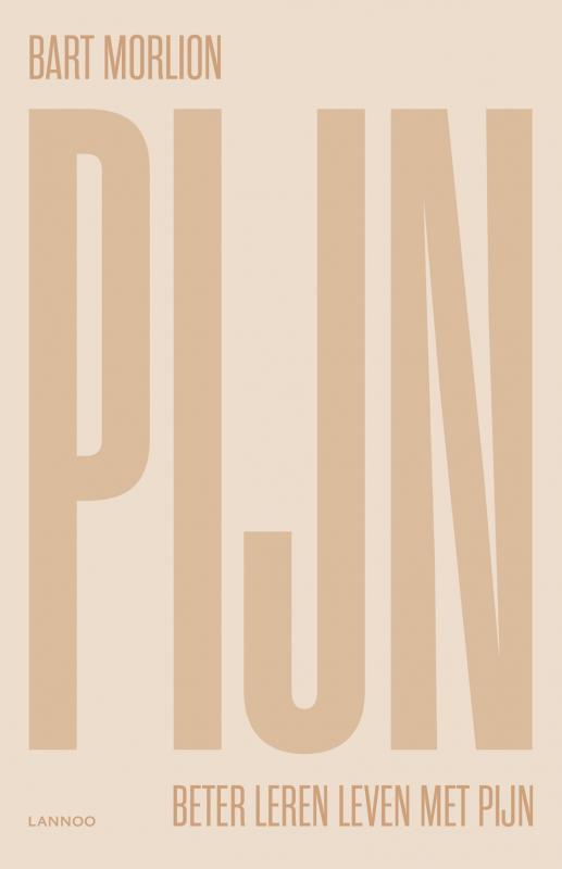 cover boek Pijn