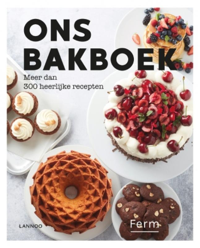 cover boek Ons Bakboek