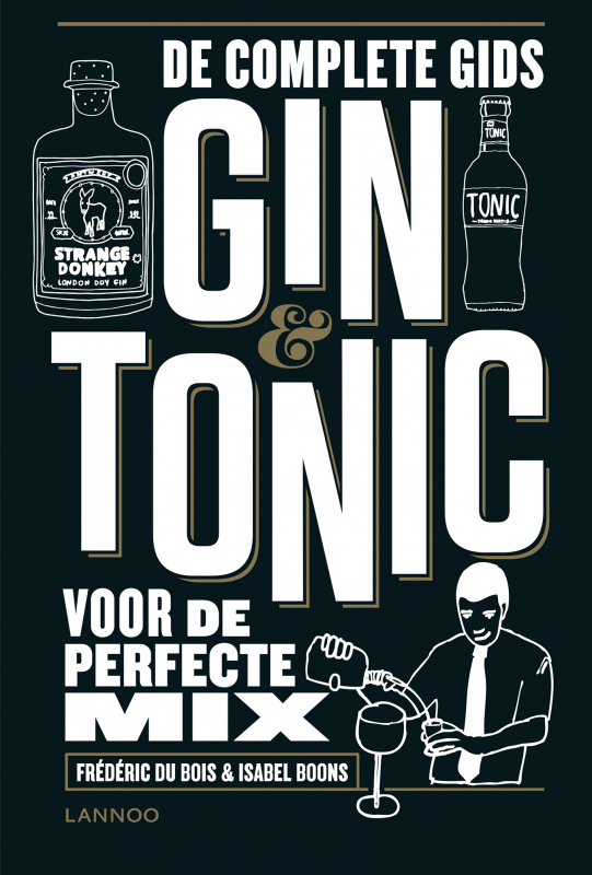 gin tonic black edition