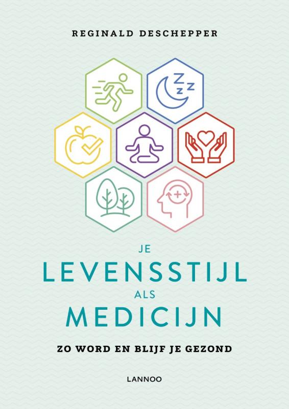je levensstijl als medicijn cover