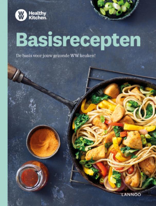 cover boek 'Basisrecepten'