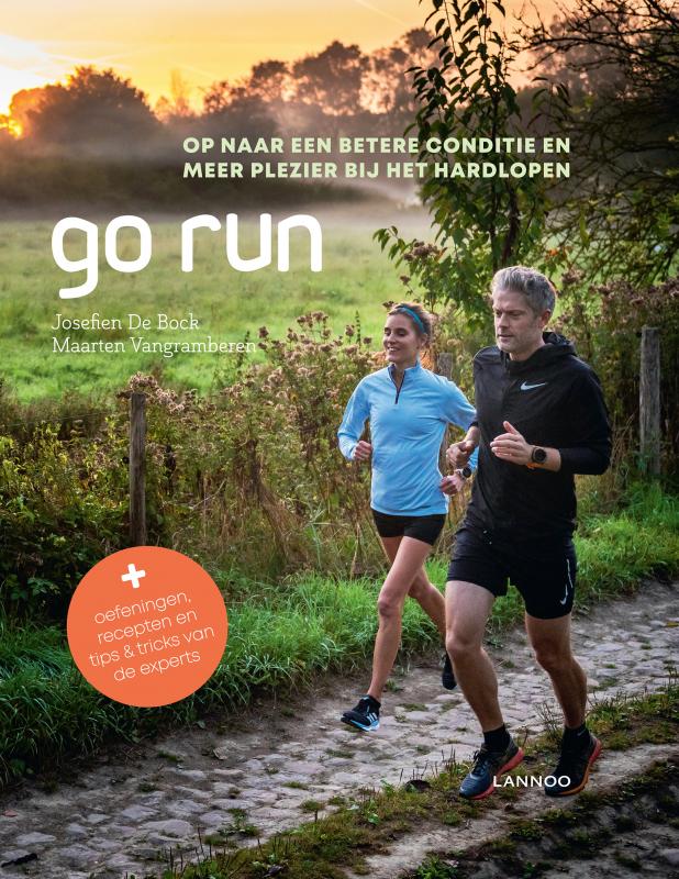 cover boek Go Run