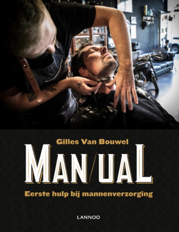 cover boek 'Manual'