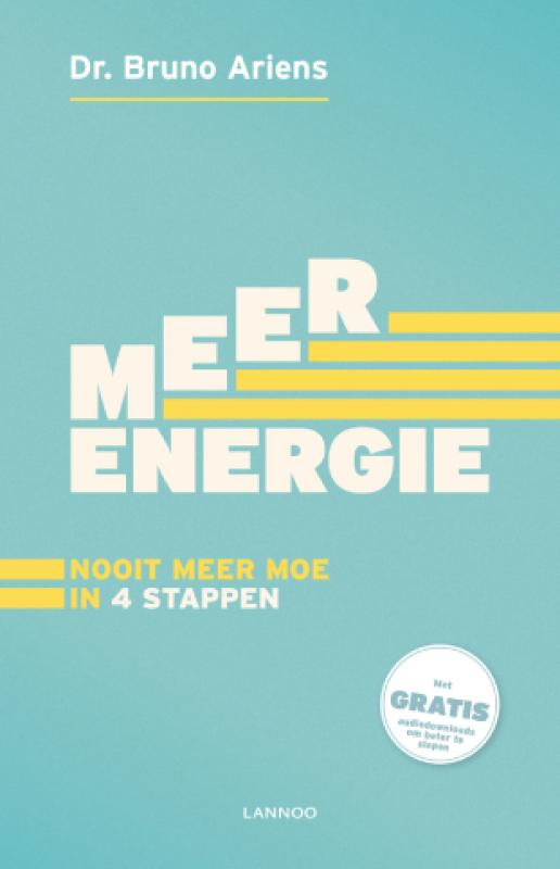 cover boek 'Meer energie'