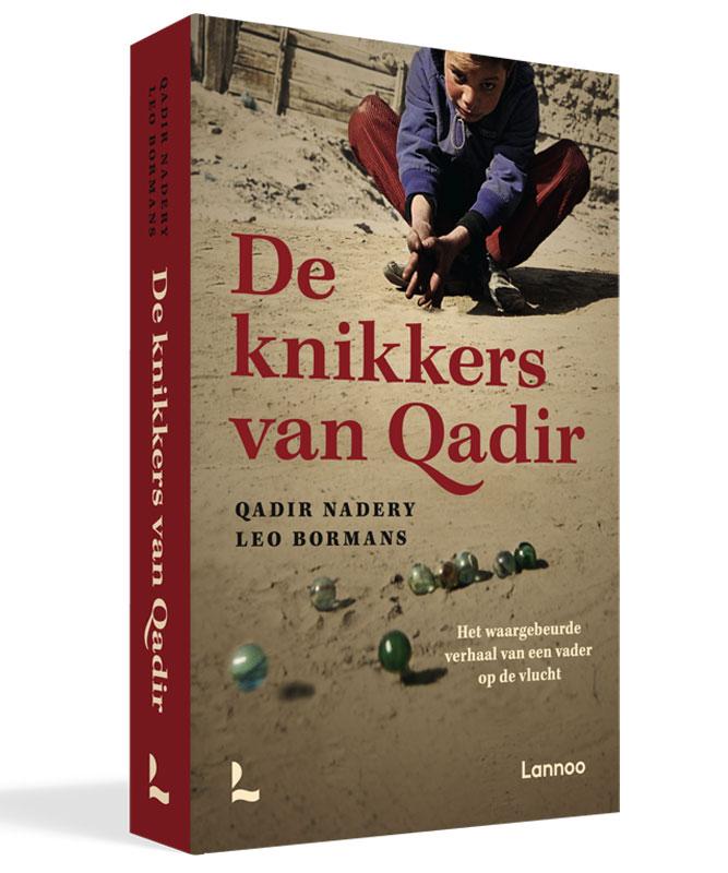De knikkers van Qadir - 3D cover