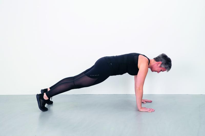 oefening bovenlichaam