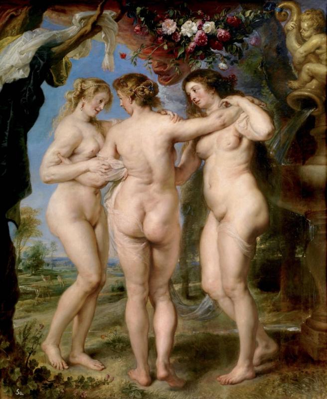 Rubens - The Three Graces