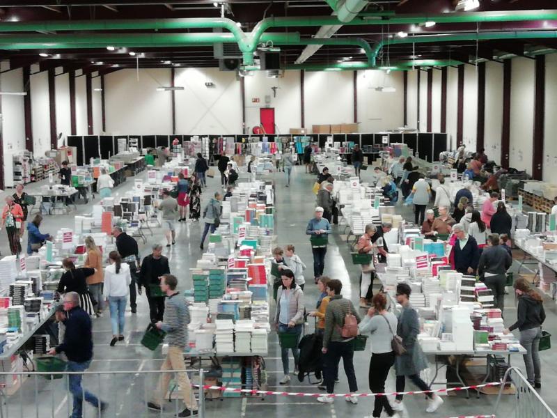 Boekenmarkt Tielt