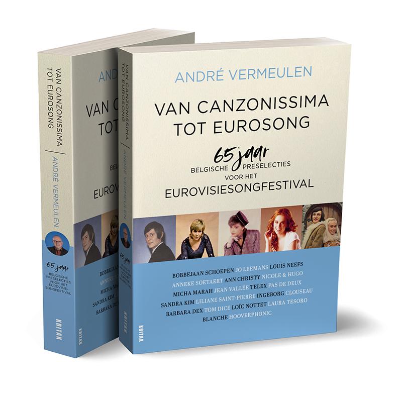 Van Canzonissima tot Eurosong
