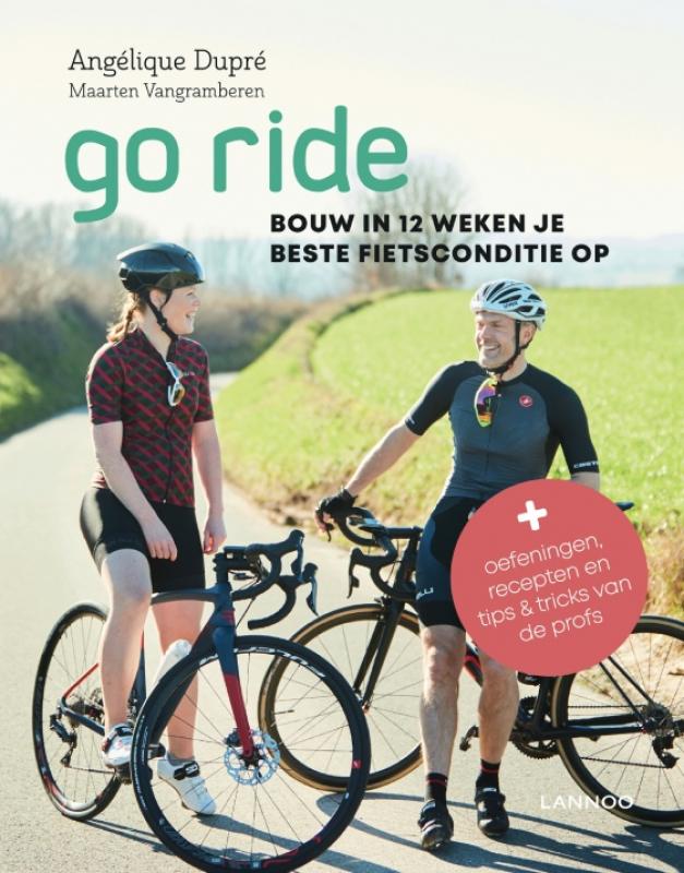 cover boek Go Ride