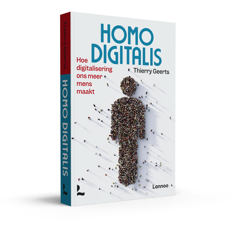 homo digitalis in 3D