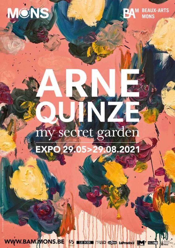 poster my secret garden
