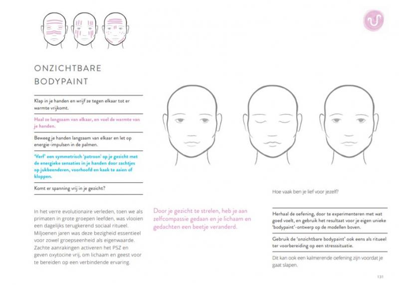 Oefening 3: onzichtbare bodypaint