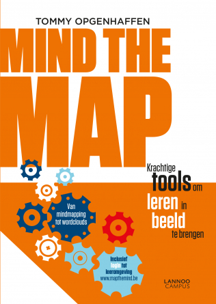 Cover Boek Mind The Map
