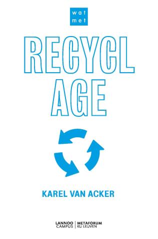 Wat met Recyclage